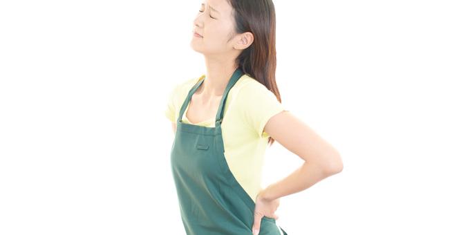 介護職の腰痛をやわらげる